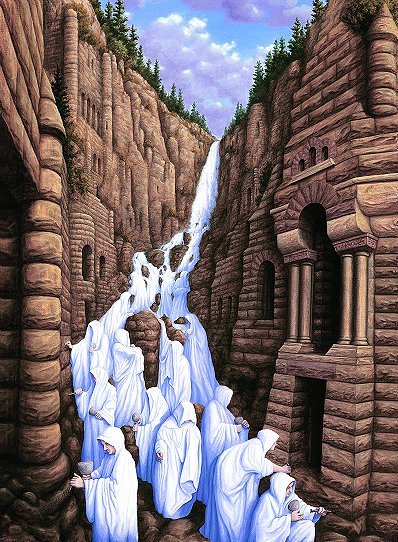Amazing pictures by Rob Gonsalves. Изображение № 1.