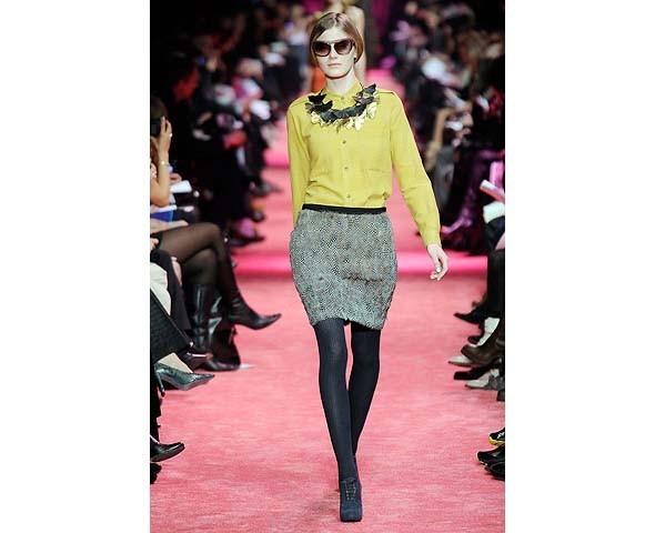 Неделя моды в Нью-Йорке: второй день. Изображение № 101.