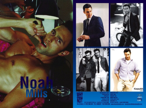 Noah Mills. Изображение № 21.