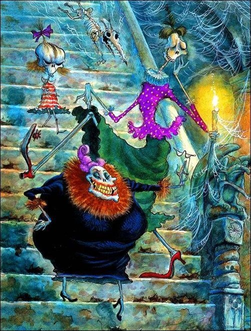 Cinderella Skeleton. Изображение № 2.