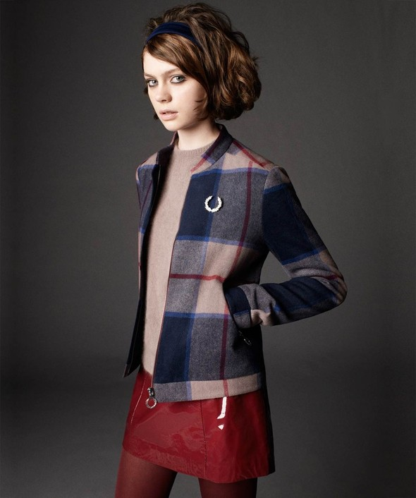 FRED PERRY AW11 LAUREL WREATH COLLECTION «ШАХ И МАТ». Изображение № 5.