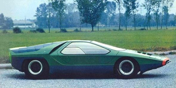 Десять лучших автомобильных проектов 60х-70х-80х годов. Изображение № 28.
