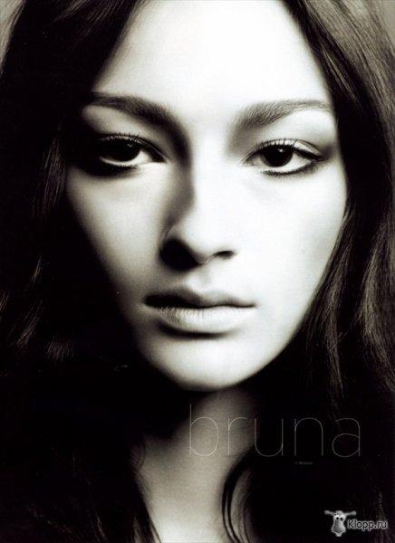 Bruna Tenorio экзотическая красота. Изображение № 5.