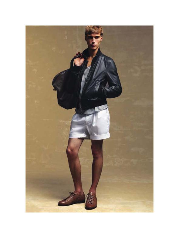 Изображение 19. Мужские лукбуки: Bally, Dolce & Gabbana, Supreme и другие.. Изображение № 19.