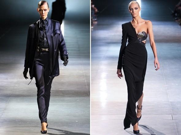 Показы Paris Fashion Week FW 2012: День 1. Изображение № 2.