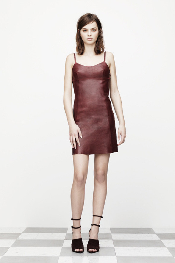 Лукбук: T by Alexander Wang Pre-Fall 2012. Изображение № 10.