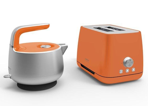 Марк Ньюсон создал чайник и тостер. Изображение № 1.