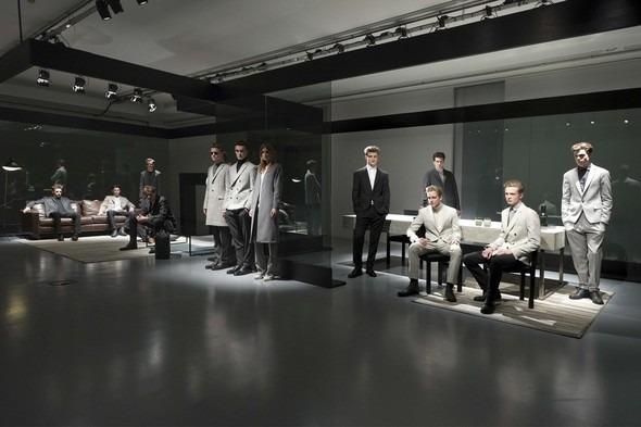 Calvin Klein. Презентация коллекции Осень 2012. Изображение № 5.