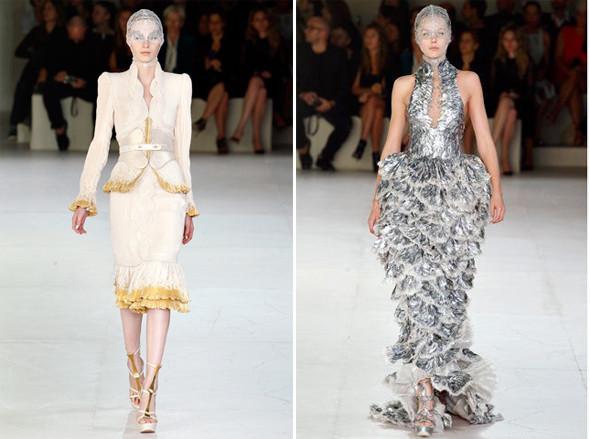 Показы Paris Fashion Week SS 2012: День 8. Изображение № 7.