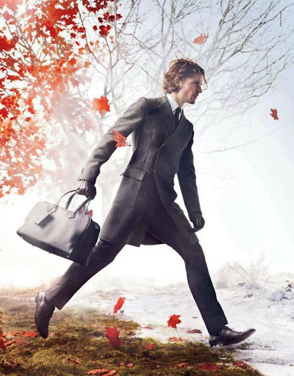 Волшебная рекламная кампания Hermès осень-зима 2012. Изображение № 8.