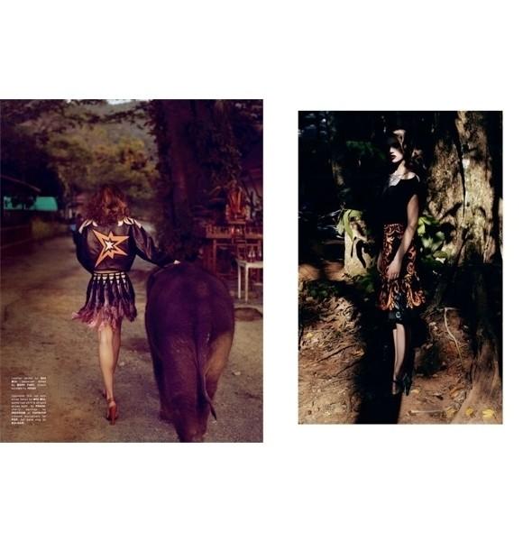 Изображение 37. Съемки: AnOther, POP, Vogue и другие.. Изображение № 38.