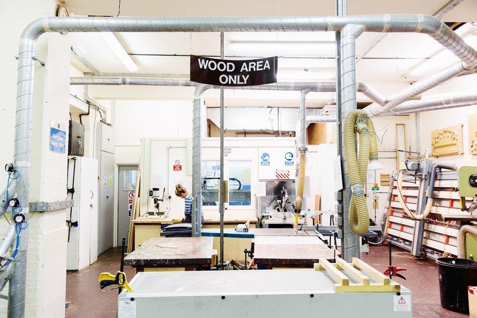 Рабочее место: архитектурная школа AA School. Изображение № 11.