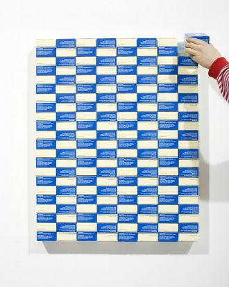Искусство где-то рядом: 10 художников, работающих с предметами быта. Изображение № 65.