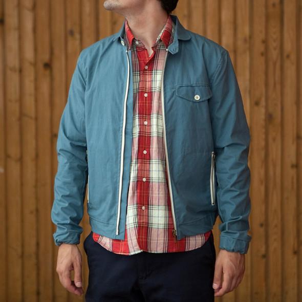 Oliver Spencer. Современный британский стиль. Изображение № 2.