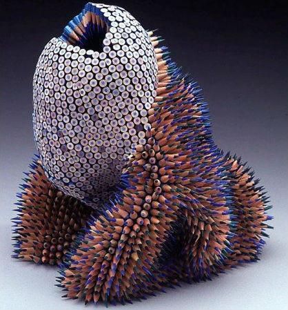 Искусство где-то рядом: 10 художников, работающих с предметами быта. Изображение № 88.