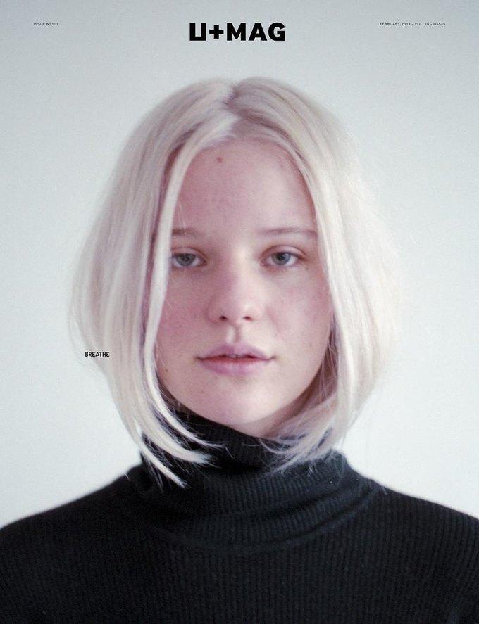 Вышли новые обложки Bon, Grey и Numéro. Изображение № 2.