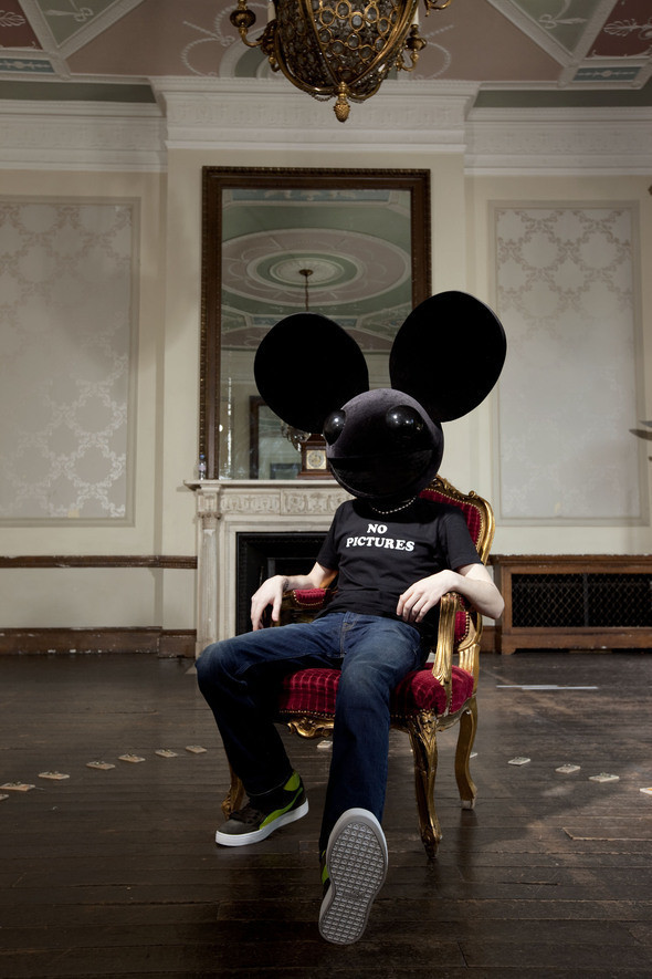 Изображение 5. Deadmau5 в поисках нового образа.. Изображение № 5.
