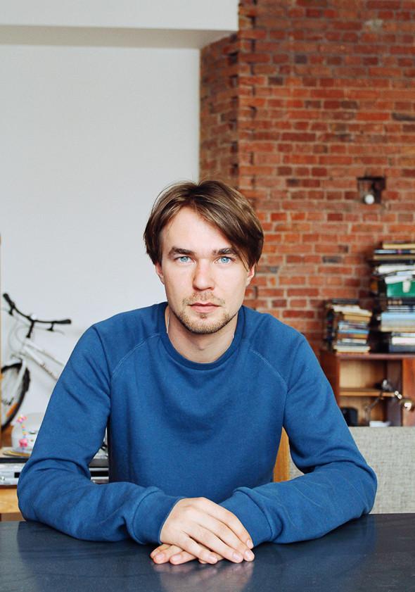 Рабочее место: Миша Ганнушкин, арт-директор парка Горького. Изображение № 3.