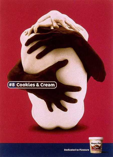 Леденящая воображение реклама мороженого. Изображение № 37.