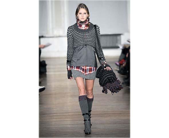 Неделя моды в Нью-Йорке: второй день. Изображение № 188.