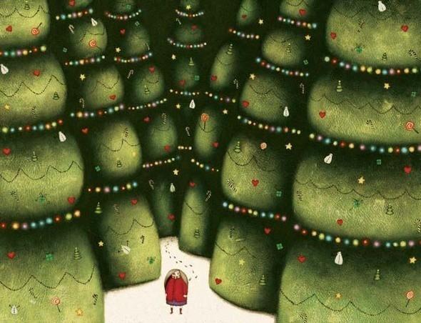 Изображение 8. Сказки на ночь от Лизы Эванс (Lisa Evans).. Изображение № 21.