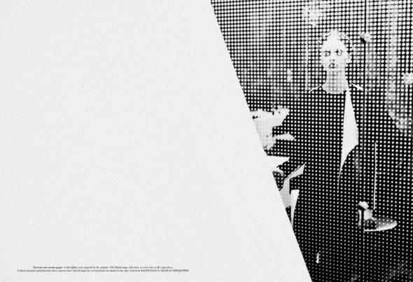 Съёмка: Анаис Пульо и Коди Янг для Grey. Изображение № 2.
