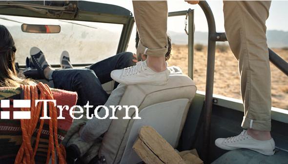 TRETORN. Удобная и практичная обувь. Изображение № 1.