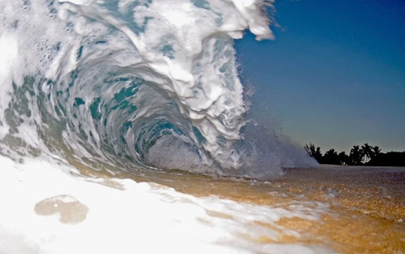 Нагребне волны – Clark Little, фотограф- серфингист. Изображение № 15.