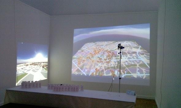 """Изображение 2. Реальность и виртуальность на """"Дизайн и рекламе"""" 2011.. Изображение № 1."""