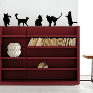 Кошки в интерьере. Изображение № 60.