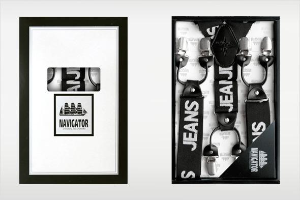 Коллекция подтяжек «Навигатор» от Sevaro Elit . Изображение № 22.