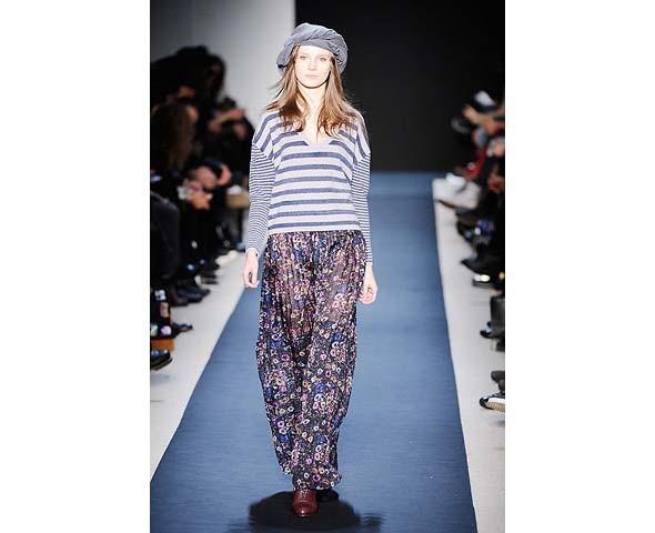 Неделя моды в Нью-Йорке: второй день. Изображение № 20.