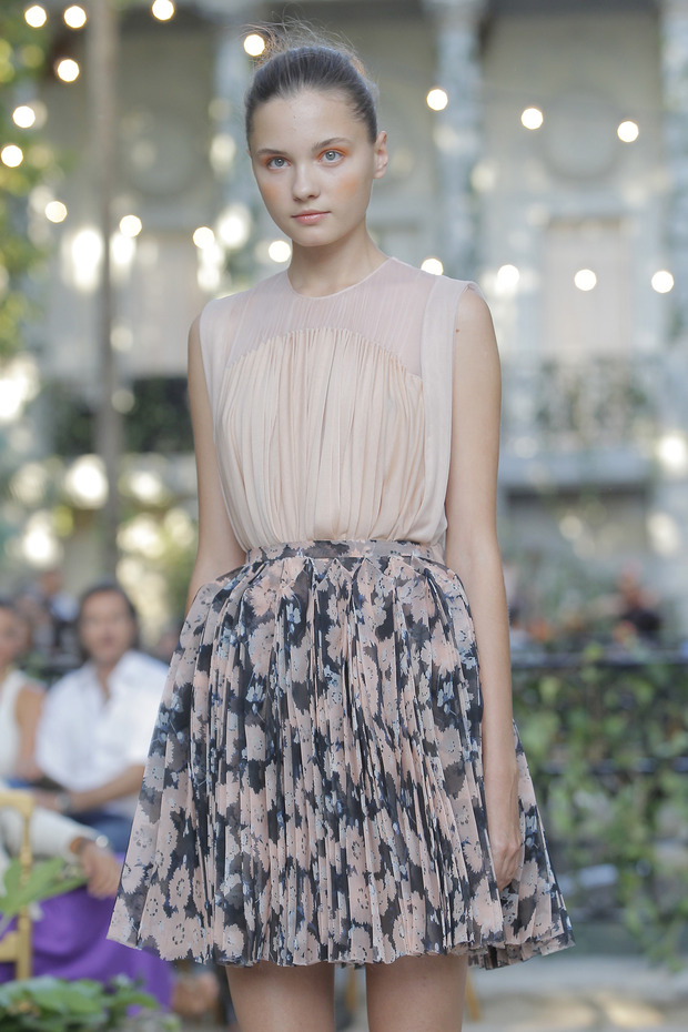 Madrid Fashion Week SS 2013: DELPOZO . Изображение № 7.