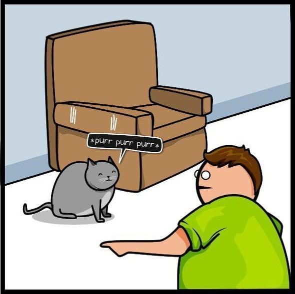 Cat vs. Internet. Изображение № 20.