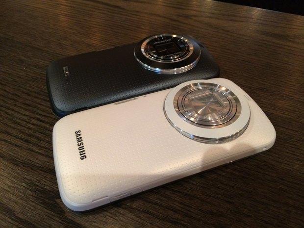 Новый камерофон Samsung сделает идеальные селфи. Изображение № 3.