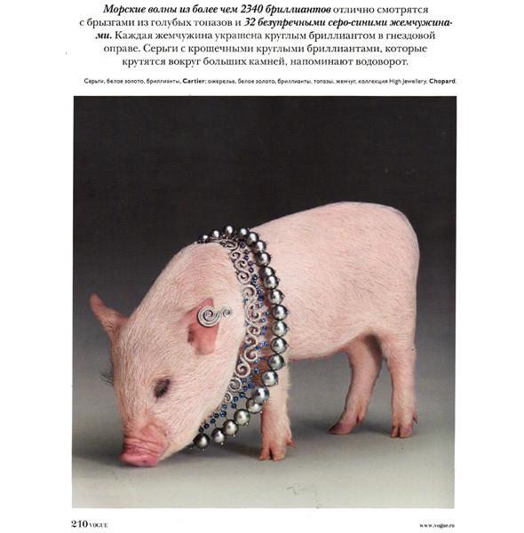 5 новых съемок: Harper's Bazaar, Qvest, POP и Vogue. Изображение № 61.