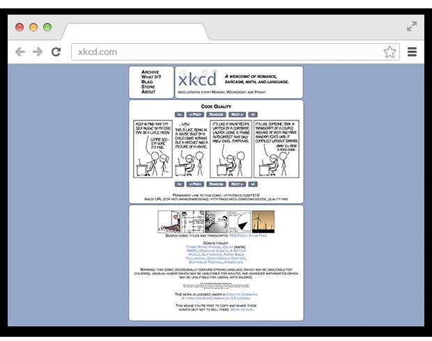 5 вкладок: лучший веб-комикс и картинки для вдохновения. Изображение № 3.