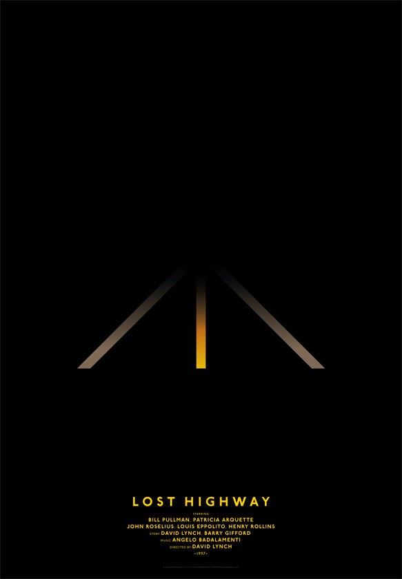 Дизайнер переделал постеры кинохитов в минималистском стиле. Изображение № 12.