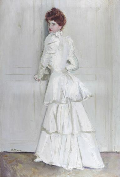 Женщины Поля Эллё. Изображение № 4.