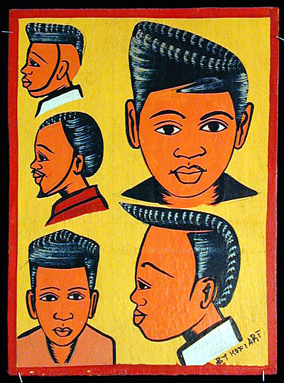 African Hairlooks. Изображение № 35.