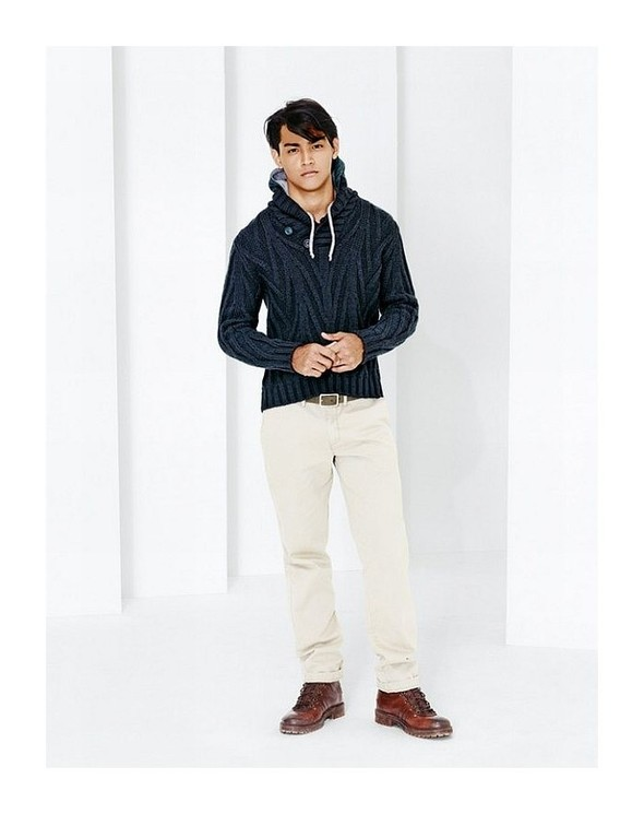 Лукбук: United Colors of Benetton Fall 2011 Menswear. Изображение № 3.