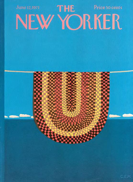 Обложки TheNew Yorker. Изображение № 47.