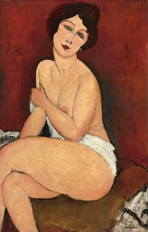 Сколько стоят сиськи Пикассо: топ самых дорогих картин Ню. Изображение № 5.