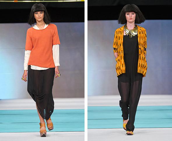 Stockholm Fashion Week SS 2012: Часть I. Изображение № 8.