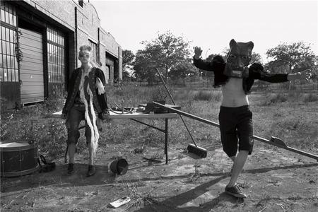 Фотограф Steven Meisel. Изображение № 8.