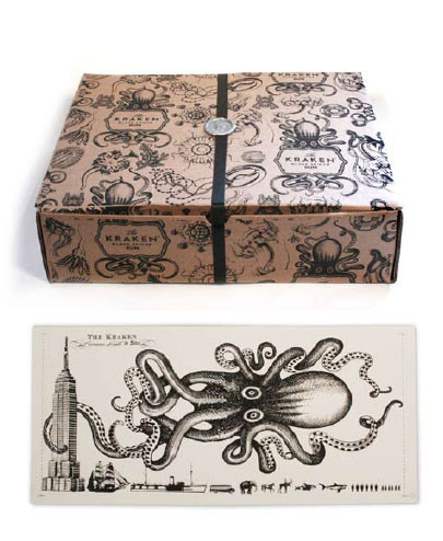 Уникальные дизайнерские упаковки. Изображение № 14.