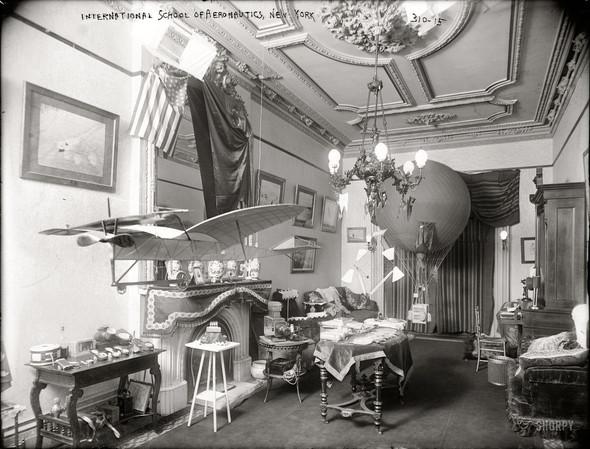 Фотографии авиации, начало прошлого века. Изображение № 3.
