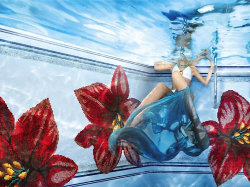 Подводный сад от Sicis. Изображение № 2.