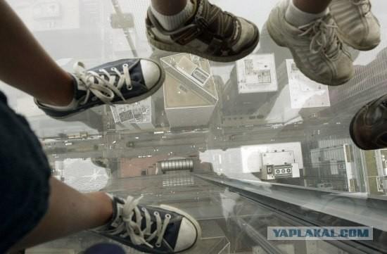 Смотровая площадка насамом высоком небоскрёбе США. Изображение № 3.