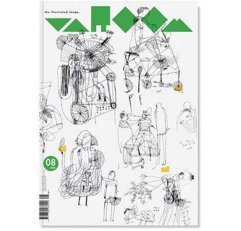 Изображение 22. Журналы недели: интересные издания об иллюстрации.. Изображение № 17.